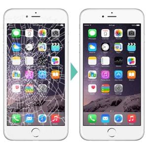 Нужна качественная замена экрана iPhone 6?