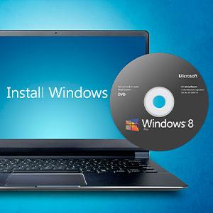 Установка windows 7,8,10, xp